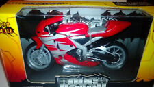 ROUGH RIDERS STREET BIKE 1:18 SCALE DIECAST TOY VEHICLE MOTORCYCLE SMART BEAN