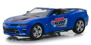 Greenlight 18248 2018 Chevy Camaro Convertible 102nd Indy 500 Festival Car 1/24