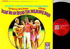 "LP BOF "" HERE WE GO ROUND THE MULBERRY BUSH (TRAFFIC, SPENCER DAVIS) 1968"
