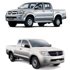 Toyota Hilux 2004-2015 WORKSHOP SERVICE REPAIR MANUAL