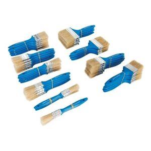 Silverline Paint Brushes Disposable, Paint Brush,ALL SIZES & QUANTITIES,Bulk Buy