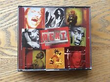Rent - Original Broadway Cast Double Cd Boxset! Look At My Other Items!