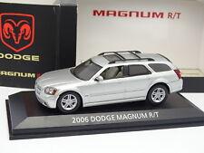 Norev 1/43 - Dodge Magnum R/T 2006 Silver