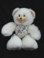 Fisher Price Briarberry Maggieberry White Bear Doll ~ Retired Rare w tush tag