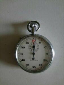 Vintage Omega Mechanical Stop Watch