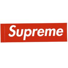 Supreme Sticker 50