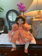 Vintage MARIE OSMOND 2001 Signed REMEMBER ME Coming Up Roses DOLL LIMITED 24""