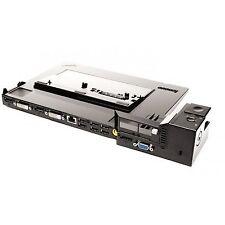Station d'accueil Lenovo Thinkpad Mini Dock Plus Series 3 L412 L420 L512 4338