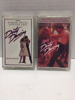 Vintage '87 Dirty Dancing & '88More Dirty Dancing Original Soundtrack Cassette