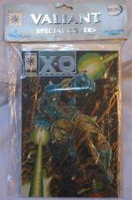 Valiant Special Covers 3pk Comics, X-O Manowar, Turok, Magnus Robot Fighter 1993