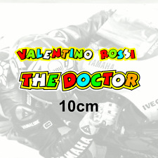 Valentino Rossi Sticker THE DOCTOR Vinyl Decal