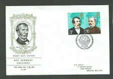 David Livingstone FDC Britain 1973