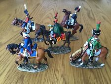 Del Prado Napoleonic Cavalry - 5 Models