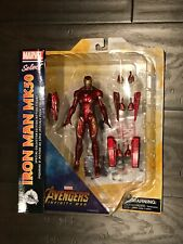 Iron Man MK 50 New Action Figure Avengers