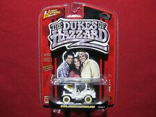 WHITE LIGHTNING Dukes of Hazzard Daisy's Jeep CJ-5 Dixie 1:64 Rare Hazard