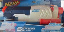 Nerf Super Soaker Scatter Blast Water Blaster Five Stream Blast Shoots up to 25'