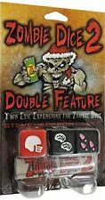 Steve Jackson Games Zombie Dice 2 Double Feature