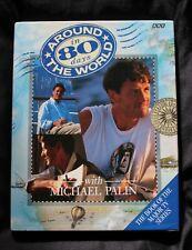 SIGNED, Michael Palin, Around The World In 80 Days, 1st/1st HB & DJ