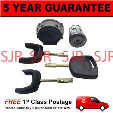 für Ford Fiesta Mondeo Transit Zündschalter Reparatursatz Zündung Schloss & 3