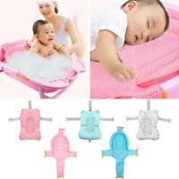 Baby Shower Bath Tub Pad Non Slip Bathtub Mat Newborn Safety Bath Cushion NI5L