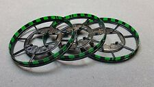 WMS Slot Machine BB1 GREEN Index Wheels Encoder Opto Bands for Stepper Games