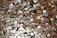 0,5 kg Pyrit - Würfel aus Navajun, La Rioja, Spanien 17-001
