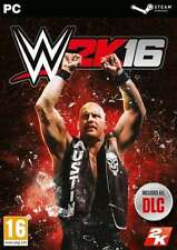 WWE 2K16 - PC - Code in a Box - New & Sealed
