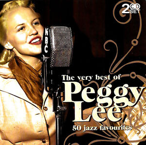 The Very Best of Peggy Lee CD MUSIC ALBUM DISC EXCELLENT RARE AU STOCK