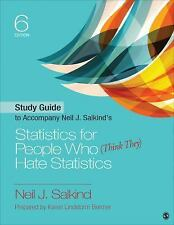STATISTICS FOR PEOPLE WHO (THINK THEY) HATE STATISTICS - SALKIND, NEIL J./ BREME
