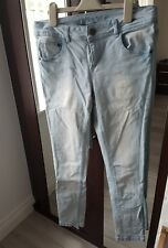 Jeans skinny Miss Selfridge taglia 10