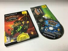 Ratchet & Clank Up Your Arsenal PS2 Sony Playstation 2 COMPLETE