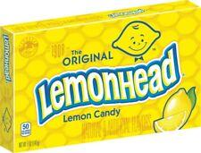 Lemonhead Lemon Candy 5 oz Box ( Pack of 3 )