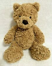 Jellycat Tan Teddy Bear Plush Stuffed Animal Brown Nose