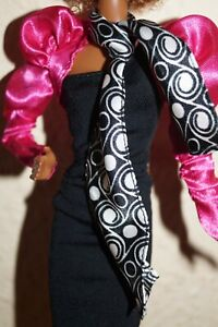 Barbie Collector Basics Model Muse Bolero und Halstuch