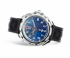 Russian Fashion Men`s Watch. VOSTOK. Komandirskie. 211289
