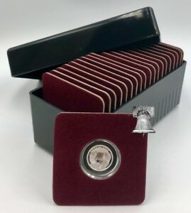 Air-tite Storage Box Container 20 Model A Coin Holder Capsule Display Card Case