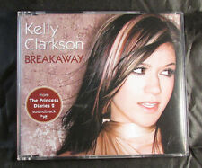 Kelly Clarkson - Breakaway from The Princess Diaries 2 - Australia - CD Single