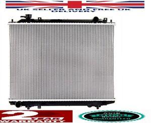 Radiador Para Ford Ranger 3.0 TDCI Manual Año 2006 Encendido