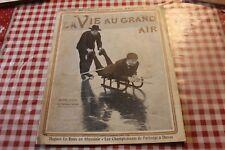 1904  la vie au grand air 291 davos patinage