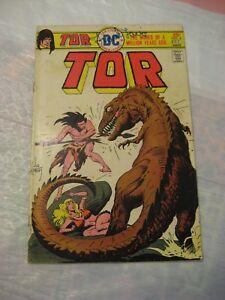 tor #4 fine to very fine condition 1975 dc comics
