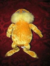 "Kohl's Cares for Kids Dr. Seuss Plush Stuffed Lorax Doll 2005 16"""