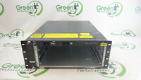 Cisco WS-C6503-E Enhanced 3-Slot Chassis WS-C6503-E-FAN / NO PSU Heavy Scratches