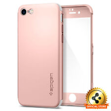 Spigen iPhone 7 Plus Case Air Fit 360 Rose Gold
