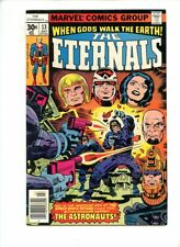 Eternals #13 (1976 series) Jack Kirby 1st App Gilgamesh and One Above All VF