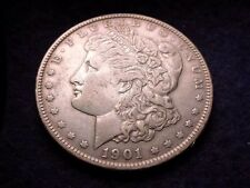 1901 MORGAN DOLLAR SUPERIOR KEY DATE COIN!!!  #111