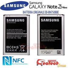 BATTERIA ORIGINALE SAMSUNG EB-BN750BBE 3100 mAh NFC GALAXY NOTE 3 NEO N7505 BULK