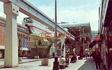 1963 SEATTLE, WASHINGTON, DOWNTOWN Westlake Mall MONORAIL STATION
