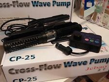 Jebao / Jecod CP-25 Cross-Flow Wave Pump W/Controller 2017 Model