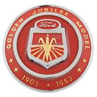 Hood Emblem Fits Ford Holland 1903 - 1953 Golden Jubilee NAA Jubilee Models NA16