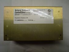 Bristol Babcock ControlWave P/N 39655-03-4 Ser B Expansion Chassis 2 I/O - Used